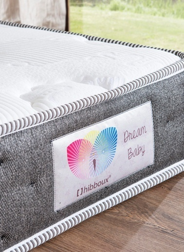 Hibboux Dream Baby Yaylı Yatak 70x130Cm Renkli